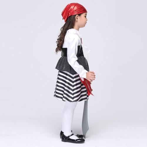 Festnight Cosplay Lets Pretend Pretty Seas Buccaneer Costume Cute Pirate Child Costumes Halloween Kids SuitHome &amp; Garden<br>Festnight Cosplay Lets Pretend Pretty Seas Buccaneer Costume Cute Pirate Child Costumes Halloween Kids Suit<br>