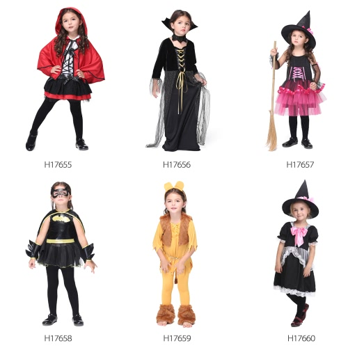 Festnight Fancy Magic Witch Costumes Halloween Children Skirt Suit Cosplay Girls Costume Party ClothesHome &amp; Garden<br>Festnight Fancy Magic Witch Costumes Halloween Children Skirt Suit Cosplay Girls Costume Party Clothes<br>