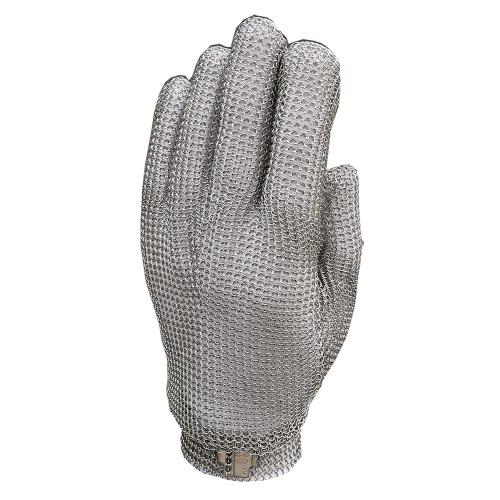 Высококачественная 304L сетка из нержавеющей стали Нож Cut Устойчив Кольчужная Защитные перчатки для кухни Butcher рабочей безопасности