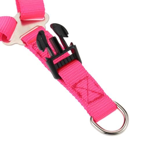 Durable Nylon Material Safety Dog Vest Adjustable Harness Belt Leash Chest Strap Pet VestHome &amp; Garden<br>Durable Nylon Material Safety Dog Vest Adjustable Harness Belt Leash Chest Strap Pet Vest<br>