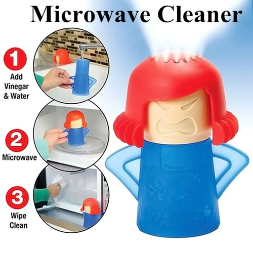 Kitchen Helper Smart Home Microwave Cleaner Steam CleanersHome &amp; Garden<br>Kitchen Helper Smart Home Microwave Cleaner Steam Cleaners<br>