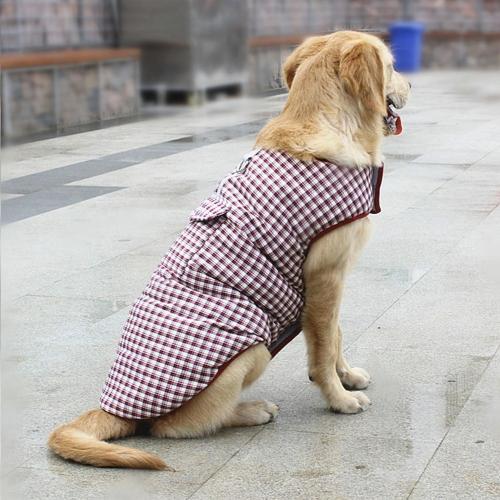 Pet Dog Vest Jacket Coat Reversible Winter Cold Weather Warm Dog Apparel Clothes Sleeveless ClothingHome &amp; Garden<br>Pet Dog Vest Jacket Coat Reversible Winter Cold Weather Warm Dog Apparel Clothes Sleeveless Clothing<br>