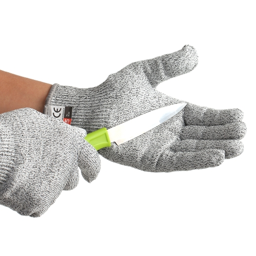 Food Grade Safety Cut-Resistant Gloves Anti-cut Kitchen Gardening Slaughtering Working Hand Protection GlovesHome &amp; Garden<br>Food Grade Safety Cut-Resistant Gloves Anti-cut Kitchen Gardening Slaughtering Working Hand Protection Gloves<br>