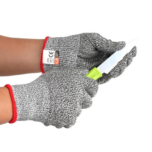 Working Hand Protective Cut-resistant Gloves Kitchen Garden Safety Food-grade GlovesHome &amp; Garden<br>Working Hand Protective Cut-resistant Gloves Kitchen Garden Safety Food-grade Gloves<br>