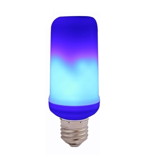 LED Flame Effect Light Bulb E27 Standard Base
