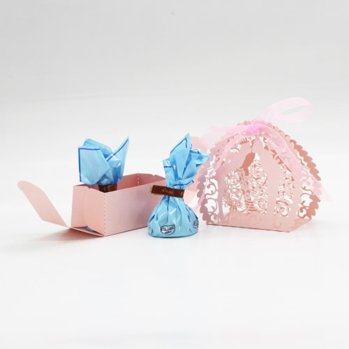 30PCS Handmade Laser Cut Candy Boxes with Ribbons Wedding Party Favor Birthday Gift Sweet Boxes Kiss Lover Pattern Wedding AccessoHome &amp; Garden<br>30PCS Handmade Laser Cut Candy Boxes with Ribbons Wedding Party Favor Birthday Gift Sweet Boxes Kiss Lover Pattern Wedding Accesso<br>
