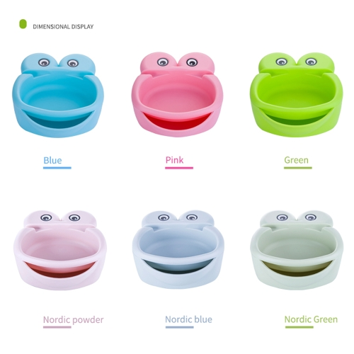 Fashion Double-layer Frog Lazy Fruit Plate Environmental Convenient Candy Snack Peel Seeds Storage TrayHome &amp; Garden<br>Fashion Double-layer Frog Lazy Fruit Plate Environmental Convenient Candy Snack Peel Seeds Storage Tray<br>