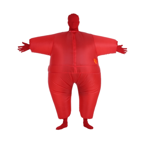 Funny Adult Size Inflatable Full Body Costume Suit Air Fan Operated Blow Up Fancy Dress Halloween Sports Party Fat Inflatable JumpHome &amp; Garden<br>Funny Adult Size Inflatable Full Body Costume Suit Air Fan Operated Blow Up Fancy Dress Halloween Sports Party Fat Inflatable Jump<br>