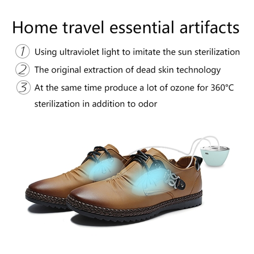 M1 Smart Egg-Shaped Separable Ultraviolet Shoes Sanitizer Smell Fungus Bacteria Remover Sterilization Deodorant UV Boots SterilizeHome &amp; Garden<br>M1 Smart Egg-Shaped Separable Ultraviolet Shoes Sanitizer Smell Fungus Bacteria Remover Sterilization Deodorant UV Boots Sterilize<br>
