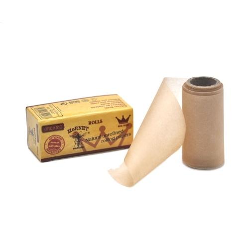 5M / Roll натуральные нерафинированные рулонные бумаги