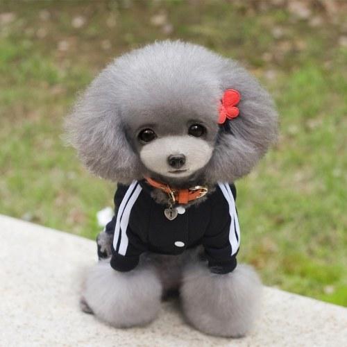 Ropa de perro de invierno cálido para mascotas