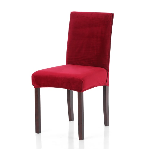 Double-sided Polyester Spandex Chair Cover Embossing Stretch Removable Slipcover Chair Seat Cover for Hotel Dining Meeting RoomHome &amp; Garden<br>Double-sided Polyester Spandex Chair Cover Embossing Stretch Removable Slipcover Chair Seat Cover for Hotel Dining Meeting Room<br>