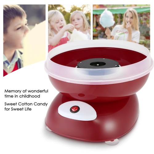 Anself Mini Commercial Cotton Candy Machine Household DIY Cotton Candy Maker Automatic Fancy Sugar Floss Machine For KidsHome &amp; Garden<br>Anself Mini Commercial Cotton Candy Machine Household DIY Cotton Candy Maker Automatic Fancy Sugar Floss Machine For Kids<br>