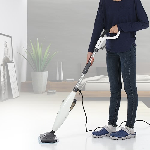 Steam Care High-End Steam Mop Efficient Smart Electric Steam Mop Practical Floor Cleaning Tool Floor Care DeviceHome &amp; Garden<br>Steam Care High-End Steam Mop Efficient Smart Electric Steam Mop Practical Floor Cleaning Tool Floor Care Device<br>