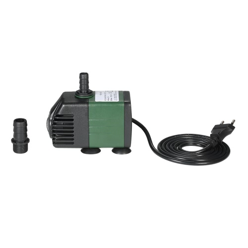 1500L/H 25W Submersible Water Pump for Aquarium Tabletop Fountains Pond Water Gardens and Hydroponic Systems with 2 Nozzles AC110VHome &amp; Garden<br>1500L/H 25W Submersible Water Pump for Aquarium Tabletop Fountains Pond Water Gardens and Hydroponic Systems with 2 Nozzles AC110V<br>