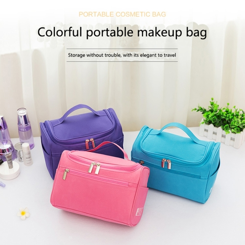 Women Travel Makeup Bag Multifunction Cosmetic Bags Polyester Fashion Waterproof Storage Toiletry Bag Organizer Men ?navy blue?Home &amp; Garden<br>Women Travel Makeup Bag Multifunction Cosmetic Bags Polyester Fashion Waterproof Storage Toiletry Bag Organizer Men ?navy blue?<br>