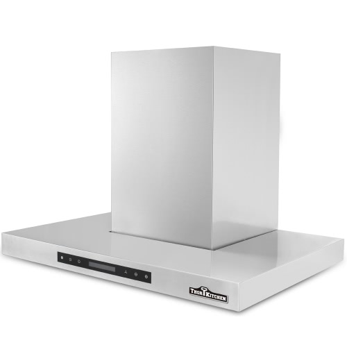 THOR KITCHEN HRH3604U 36 European Style Under Cabinet Wall-Mounted Kitchen Stainless Steel Range Hood Vent with Touch Sensor ContHome &amp; Garden<br>THOR KITCHEN HRH3604U 36 European Style Under Cabinet Wall-Mounted Kitchen Stainless Steel Range Hood Vent with Touch Sensor Cont<br>