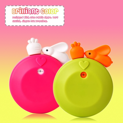 Creative Kitchen Gadget 60-Minute Timer RB277 Cartoon Animal Mini Cooking Cute Rabbit Kitchen Mechanical Timer AlarmHome &amp; Garden<br>Creative Kitchen Gadget 60-Minute Timer RB277 Cartoon Animal Mini Cooking Cute Rabbit Kitchen Mechanical Timer Alarm<br>