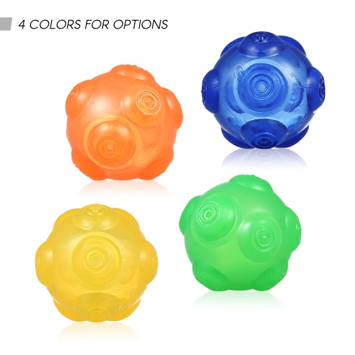Durable Rubber Pet Dog Toy Ball Squeaky Ball for dogs Interactive Training PlayingHome &amp; Garden<br>Durable Rubber Pet Dog Toy Ball Squeaky Ball for dogs Interactive Training Playing<br>