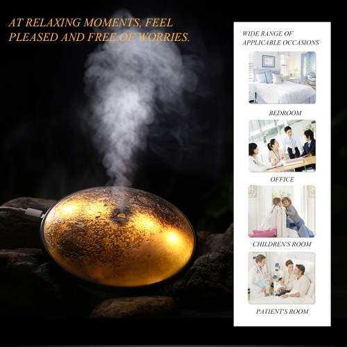 Cool and Original Silent Moon-like Humidifier for Office Bedroom Children and Patients Room Patient for Air WettingHome &amp; Garden<br>Cool and Original Silent Moon-like Humidifier for Office Bedroom Children and Patients Room Patient for Air Wetting<br>