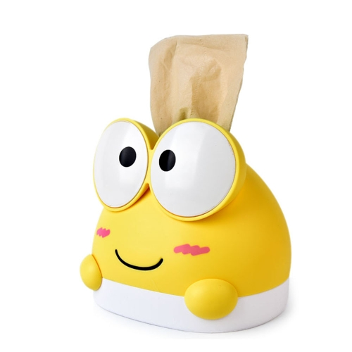 Original Genuine RB280 Lovely Frog Cartoon Home Plastic Tissue Paper Holder Cover Desktop Napkin BoxHome &amp; Garden<br>Original Genuine RB280 Lovely Frog Cartoon Home Plastic Tissue Paper Holder Cover Desktop Napkin Box<br>