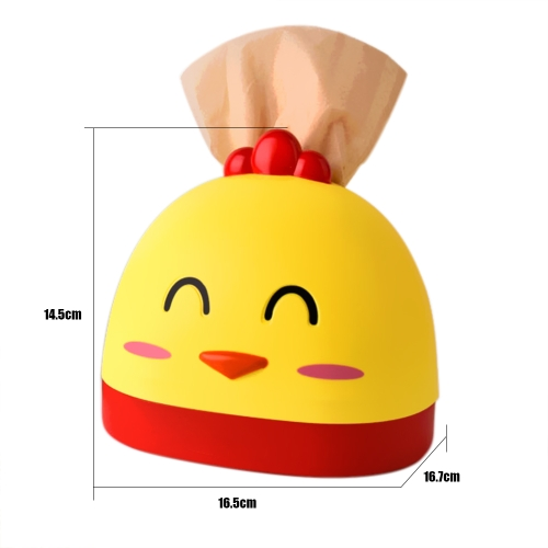 Creative Tissue Box RB294 Cute Cartoon Animal Chicken-shaped Living Room Bedroom Napkin Paper Towel Cover HolderHome &amp; Garden<br>Creative Tissue Box RB294 Cute Cartoon Animal Chicken-shaped Living Room Bedroom Napkin Paper Towel Cover Holder<br>