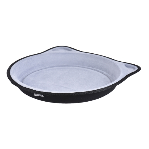 Window-Mounted Cat Bed Perch Hammock Strong Suction Cup Metal Cable Hold Up to 15KG/ 33Lbs for Cat Resting Sunbath Watching SpotHome &amp; Garden<br>Window-Mounted Cat Bed Perch Hammock Strong Suction Cup Metal Cable Hold Up to 15KG/ 33Lbs for Cat Resting Sunbath Watching Spot<br>