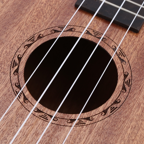 ammoon 24 Sapele Ukulele 4 Strings Rosewood Fretboard Musical Instrument New Years Day Gift PresentToys &amp; Hobbies<br>ammoon 24 Sapele Ukulele 4 Strings Rosewood Fretboard Musical Instrument New Years Day Gift Present<br>