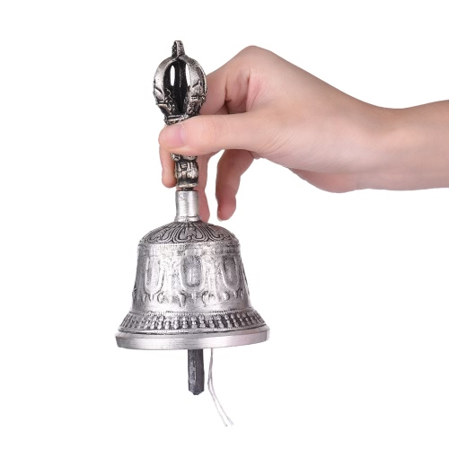 Handcrafted Tibetan Buddhist Temple Meditation Singing Bell with Dorje Vajra Buddhism Practice InstrumentToys &amp; Hobbies<br>Handcrafted Tibetan Buddhist Temple Meditation Singing Bell with Dorje Vajra Buddhism Practice Instrument<br>
