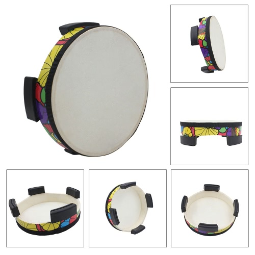 8 Inch Floor Gathering Drum Rhythm Carnival Percussion Instrument for Kids ChildrenToys &amp; Hobbies<br>8 Inch Floor Gathering Drum Rhythm Carnival Percussion Instrument for Kids Children<br>