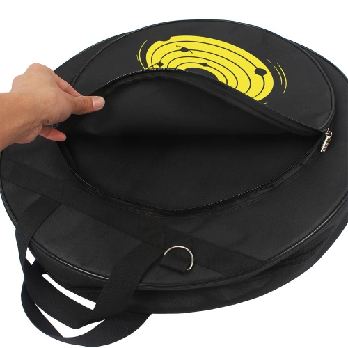 21-Inch Cymbal Bag Backpack Three Pockets with Removable Divider Shoulder StrapToys &amp; Hobbies<br>21-Inch Cymbal Bag Backpack Three Pockets with Removable Divider Shoulder Strap<br>