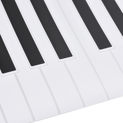 Classic Version 88 Key Keyboard Piano Finger Simulation Practice Guide Teaching Aid Note Chart for Beginner StudentToys &amp; Hobbies<br>Classic Version 88 Key Keyboard Piano Finger Simulation Practice Guide Teaching Aid Note Chart for Beginner Student<br>