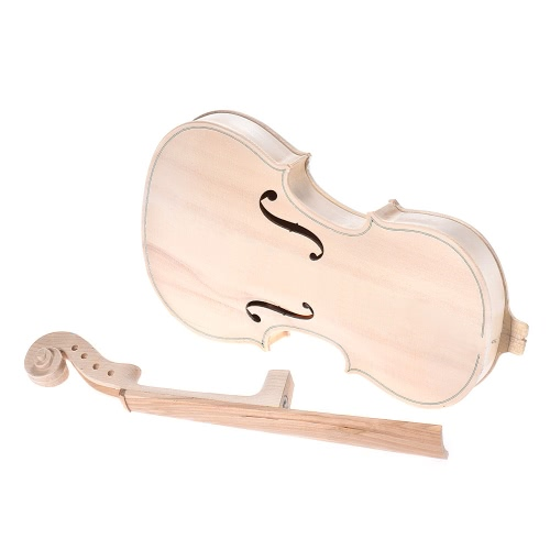 DIY 4/4 Full Size Natural Solid Wood Acoustic Violin Fiddle Kit with EQ Spruce Top Maple Back Neck Fingerboard Aluminum Alloy TailToys &amp; Hobbies<br>DIY 4/4 Full Size Natural Solid Wood Acoustic Violin Fiddle Kit with EQ Spruce Top Maple Back Neck Fingerboard Aluminum Alloy Tail<br>