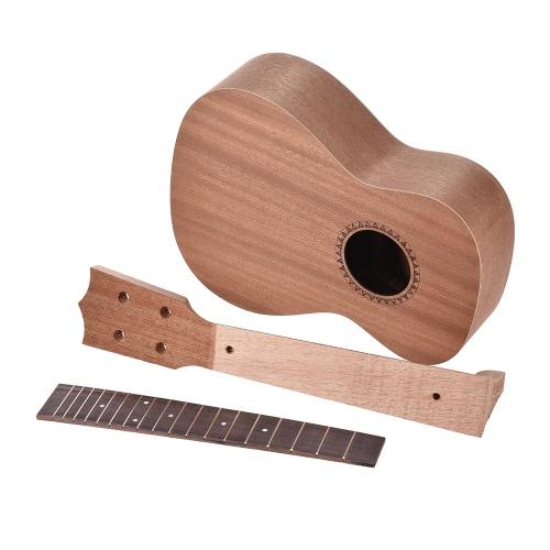 23in Concert Ukelele Ukulele Hawaii Guitar DIY KitToys &amp; Hobbies<br>23in Concert Ukelele Ukulele Hawaii Guitar DIY Kit<br>
