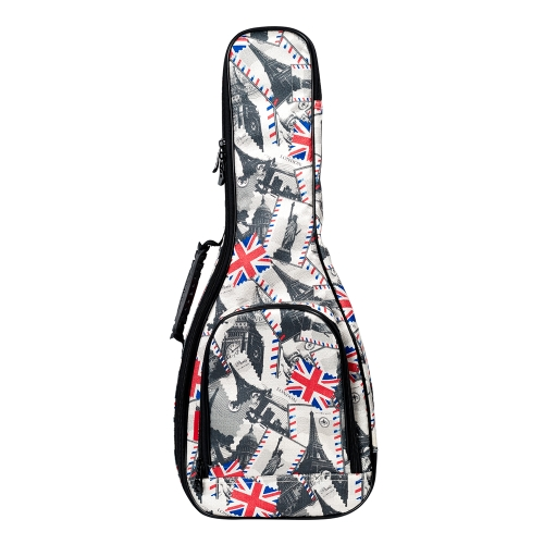 ammoon 23 Concert Ukelele Ukulele Uke Bag Backpack Case 10mm Cotton Padding Durable Colorful with Adjustable Shoulder Strap CarryToys &amp; Hobbies<br>ammoon 23 Concert Ukelele Ukulele Uke Bag Backpack Case 10mm Cotton Padding Durable Colorful with Adjustable Shoulder Strap Carry<br>