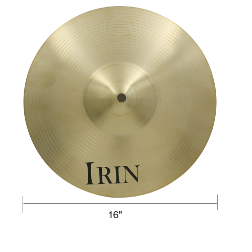 16 Brass Alloy Crash Ride Hi-Hat Cymbal for Drum SetToys &amp; Hobbies<br>16 Brass Alloy Crash Ride Hi-Hat Cymbal for Drum Set<br>