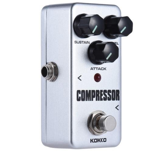 KOKKO FCP2 Mini Compressor Pedal Portable Guitar Effect PedalToys &amp; Hobbies<br>KOKKO FCP2 Mini Compressor Pedal Portable Guitar Effect Pedal<br>