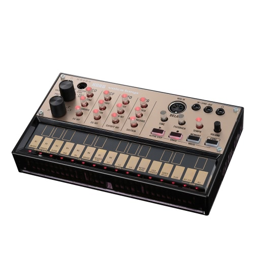 KORG VOLCA KEYS Portable Analog Synthesizer Synth Built-in Delay Effect Loop SequencerToys &amp; Hobbies<br>KORG VOLCA KEYS Portable Analog Synthesizer Synth Built-in Delay Effect Loop Sequencer<br>