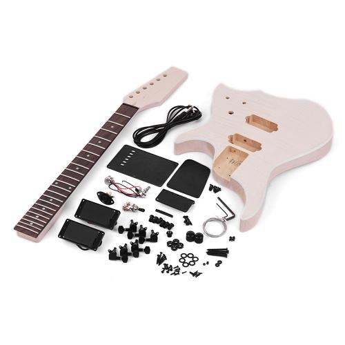 未完成DIYエレクトリックギターキット