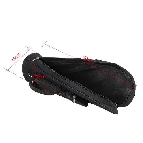 Twill Surface Trumpet Bag Case Thicken Padded Foam Non-woven Inner Cloth with Adjustable Shoulder Strap PocketToys &amp; Hobbies<br>Twill Surface Trumpet Bag Case Thicken Padded Foam Non-woven Inner Cloth with Adjustable Shoulder Strap Pocket<br>