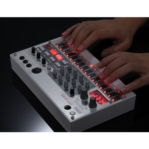 KORG VOLCA SAMPLE Portable Digital Sample Sequencer Synthesizer Playback Rhythm Machine with MIDI In 3.5mm Sync In/ Out HeadphoneToys &amp; Hobbies<br>KORG VOLCA SAMPLE Portable Digital Sample Sequencer Synthesizer Playback Rhythm Machine with MIDI In 3.5mm Sync In/ Out Headphone<br>