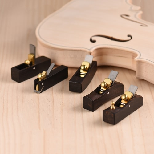 Woodworking Plane Cutter Ebony Luthier Tool Set for Violin Viola Cello Wooden InstrumentToys &amp; Hobbies<br>Woodworking Plane Cutter Ebony Luthier Tool Set for Violin Viola Cello Wooden Instrument<br>