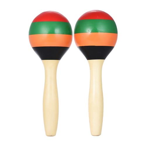 Wooden Maracas Rumba Shakers Rattles Sand HammerToys &amp; Hobbies<br>Wooden Maracas Rumba Shakers Rattles Sand Hammer<br>