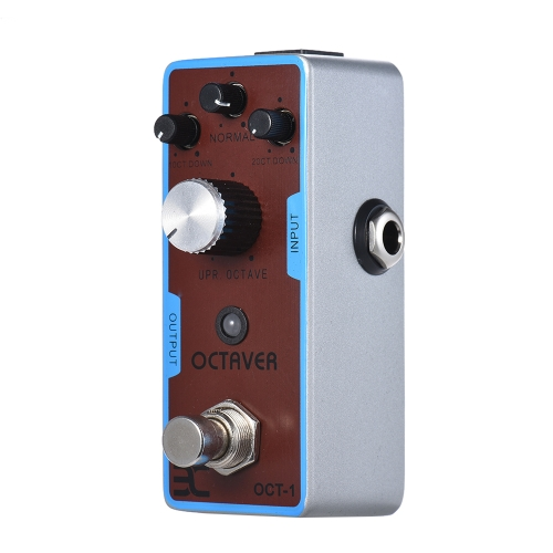 ENO EX OCT-1 OCTAVE Mini Octave Guitar Effect Pedal True Bypass Full Metal ShellToys &amp; Hobbies<br>ENO EX OCT-1 OCTAVE Mini Octave Guitar Effect Pedal True Bypass Full Metal Shell<br>