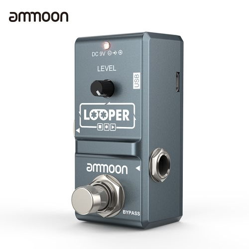 ammoon AP-09 Nano Series Loop Electric Guitar Effect Pedal Looper True BypassToys &amp; Hobbies<br>ammoon AP-09 Nano Series Loop Electric Guitar Effect Pedal Looper True Bypass<br>