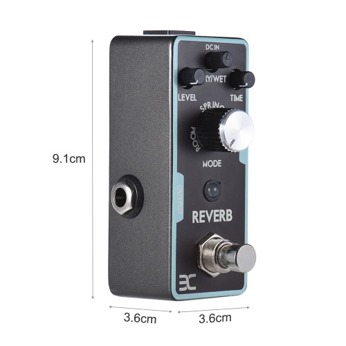 ENO Reverb Guitar Effect Pedal True BypassToys &amp; Hobbies<br>ENO Reverb Guitar Effect Pedal True Bypass<br>