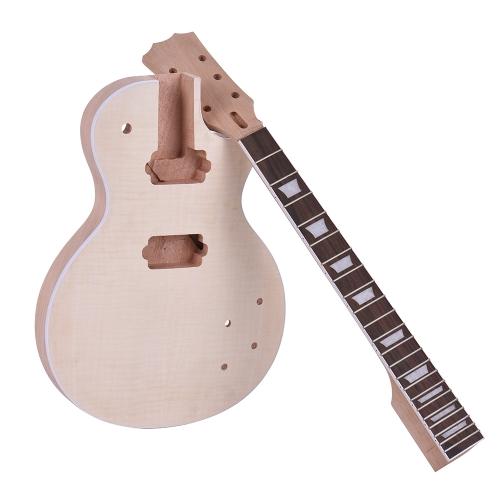 ammoon LP Style Electric Guitar DIY KitToys &amp; Hobbies<br>ammoon LP Style Electric Guitar DIY Kit<br>
