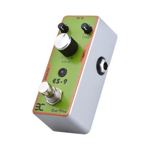 ENO EX TC-17 ES-9 Electric Guitar Overdrive Effect Pedal Full Metal Shell True BypassToys &amp; Hobbies<br>ENO EX TC-17 ES-9 Electric Guitar Overdrive Effect Pedal Full Metal Shell True Bypass<br>
