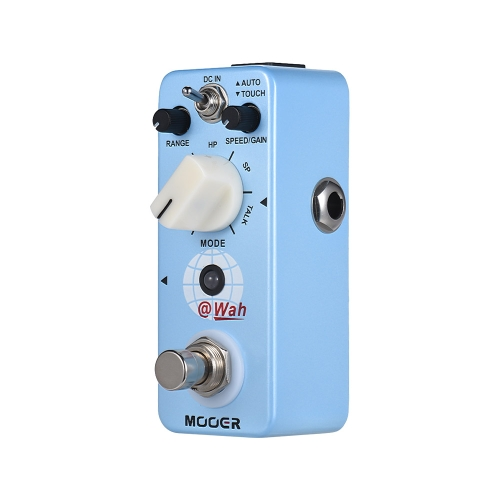 MOOER @Wah Digital Auto Wah Guitar Effect Pedal 5 Modes True Bypass Full Metal ShellToys &amp; Hobbies<br>MOOER @Wah Digital Auto Wah Guitar Effect Pedal 5 Modes True Bypass Full Metal Shell<br>