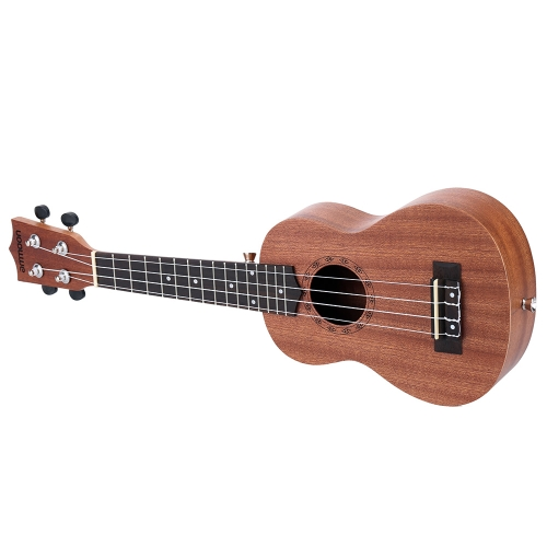 ammoon 21 Acoustic Ukulele Sapele 15 Fret 4 Strings Stringed Musical InstrumentToys &amp; Hobbies<br>ammoon 21 Acoustic Ukulele Sapele 15 Fret 4 Strings Stringed Musical Instrument<br>